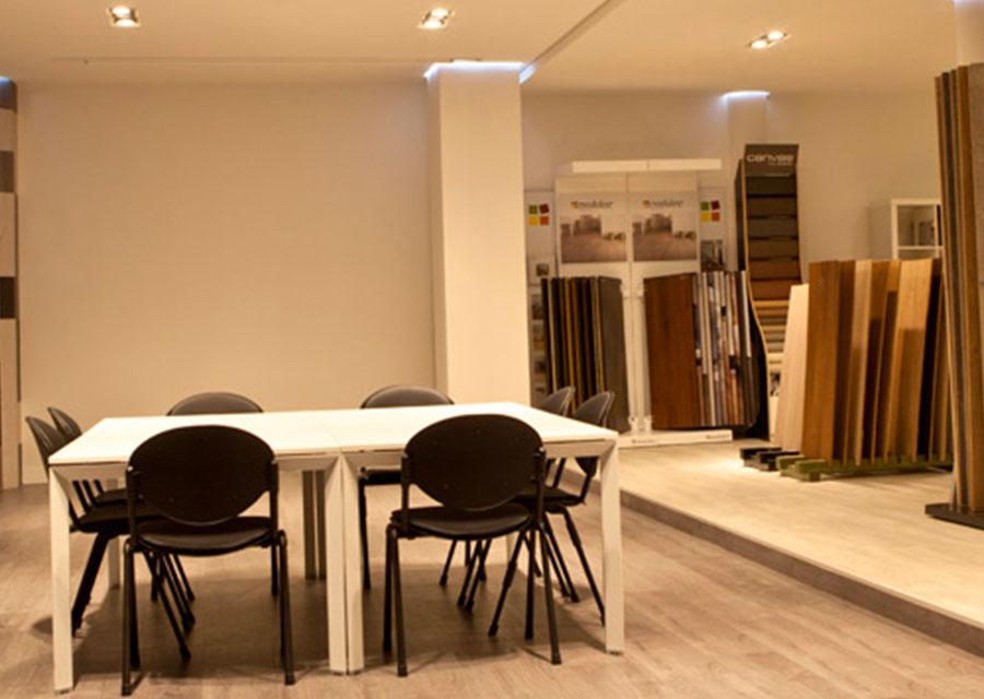 chisiamo sede uffici 1 - Kobel Srl- Pavimenti, rivestimenti e tessili per il tuo business
