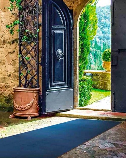 passatoia velvy blu - Kobel Srl- Pavimenti, rivestimenti e tessili per il tuo business