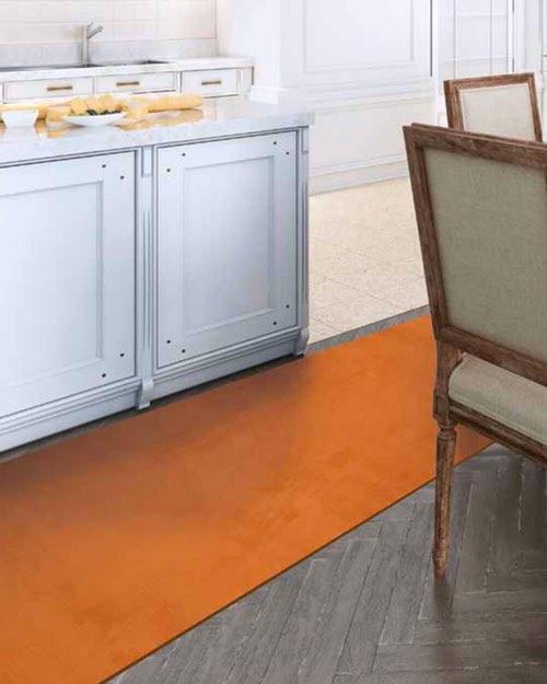 passatoia velvy mattone - Kobel Srl- Pavimenti, rivestimenti e tessili per il tuo business