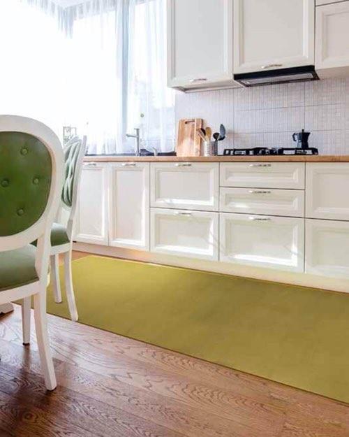 passatoia velvy verde - Kobel Srl- Pavimenti, rivestimenti e tessili per il tuo business