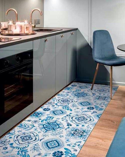 passatoie gimmy azulejos - Kobel Srl- Pavimenti, rivestimenti e tessili per il tuo business