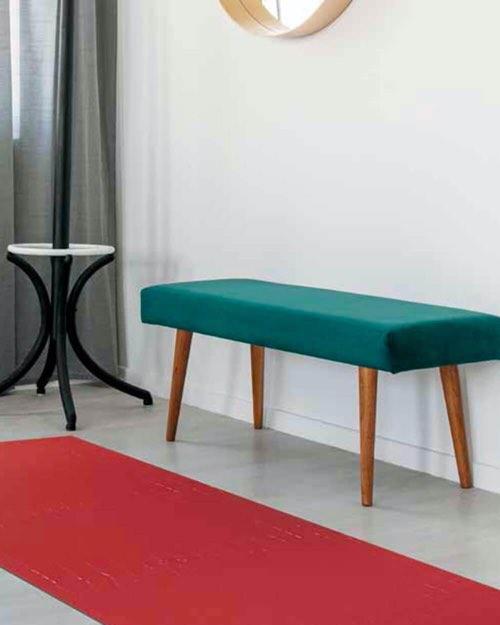 passatoie gimmy cocco rosso - Kobel Srl- Pavimenti, rivestimenti e tessili per il tuo business