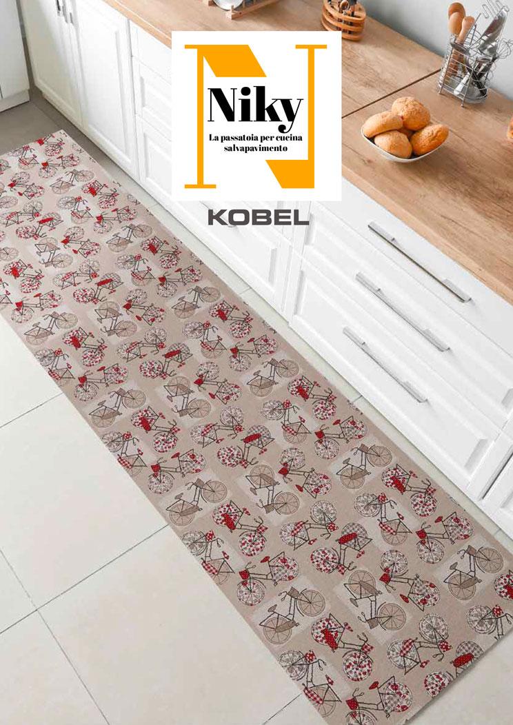 passatoie decorative niky - Kobel Srl- Pavimenti, rivestimenti e tessili per il tuo business