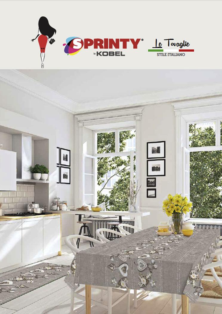 passatoie decorative sprinty tovagliati - Kobel Srl- Pavimenti, rivestimenti e tessili per il tuo business