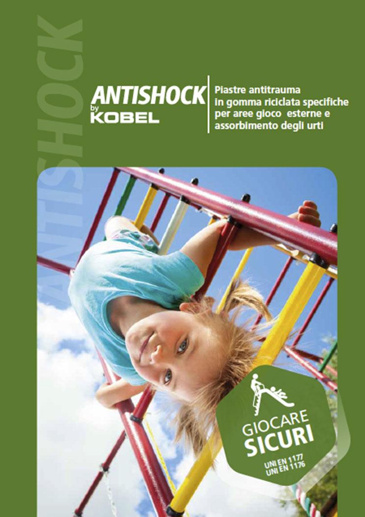 tech antishock - Kobel Srl- Pavimenti, rivestimenti e tessili per il tuo business